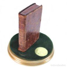 Libros antiguos: REFLEXIONES SOBRE LA NATURALEZA O CONSIDERACIONES DE LAS OBRAS DE DIOS..M C. C. STURM. 1794. MADRID.. Lote 238766750