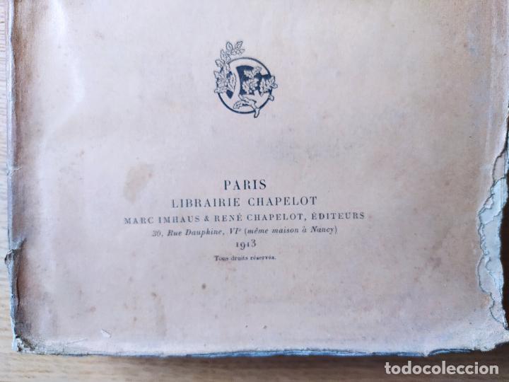 Libros antiguos: Geologie. Topologie, Etude du terrain par Le General Berthaut, ed. Chapelot, 1913. Rare - Foto 3 - 238797040