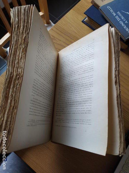 Libros antiguos: Geologie. Topologie, Etude du terrain par Le General Berthaut, ed. Chapelot, 1913. Rare - Foto 10 - 238797040