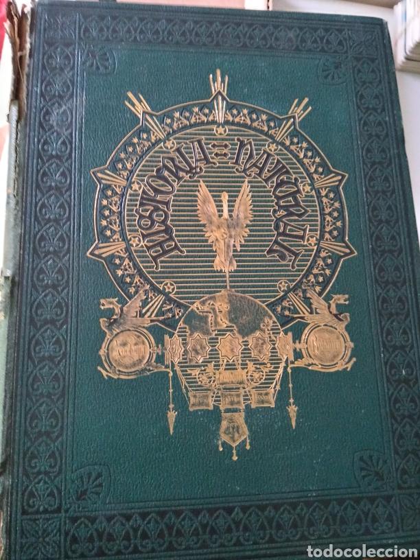 Libros antiguos: La Creacion Historia Natural 1880. Dr. A. E. Brehm. 7 volumenes . - Foto 3 - 240660865