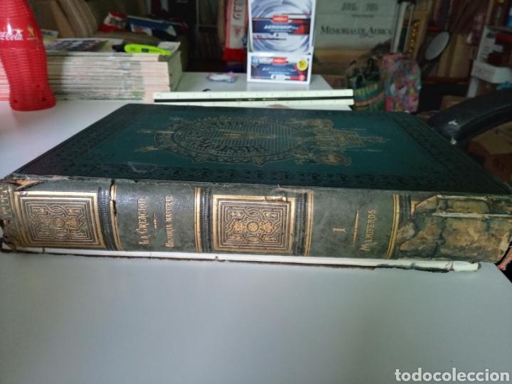 Libros antiguos: La Creacion Historia Natural 1880. Dr. A. E. Brehm. 7 volumenes . - Foto 4 - 240660865