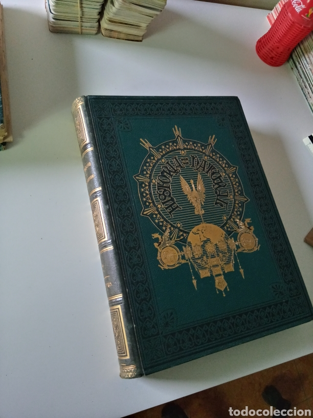 Libros antiguos: La Creacion Historia Natural 1880. Dr. A. E. Brehm. 7 volumenes . - Foto 10 - 240660865