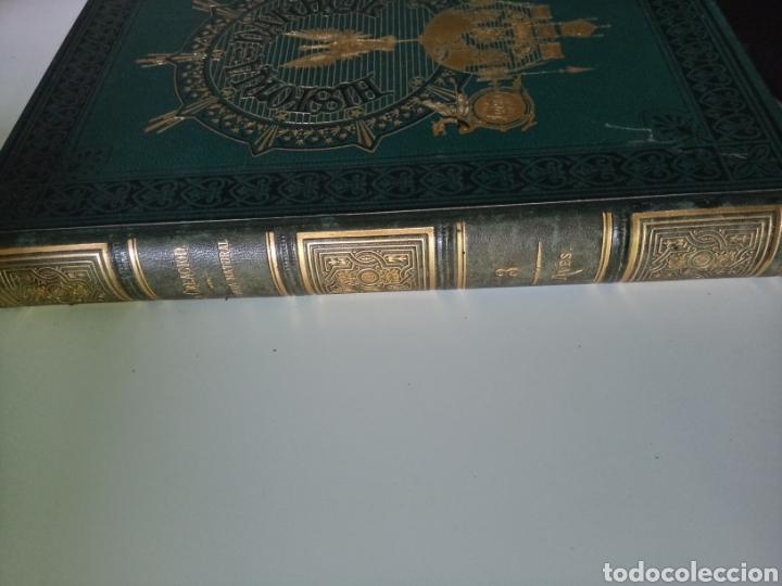 Libros antiguos: La Creacion Historia Natural 1880. Dr. A. E. Brehm. 7 volumenes . - Foto 12 - 240660865