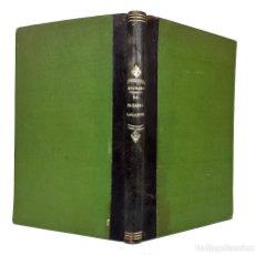 Livros antigos: 1880 - RARÍSIMO - FÍSICA, QUÍMICA - LA MATERIA RADIANTE - JOSÉ RODRÍGUEZ MOURELO - WILLIAM CROOKES. Lote 241464755