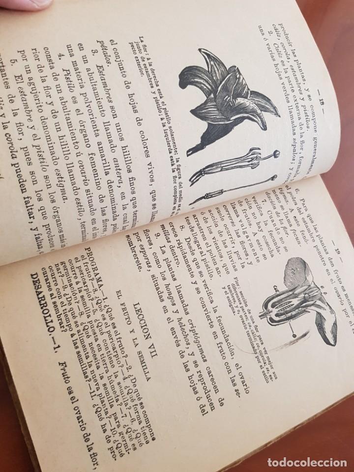 Libros antiguos: CARTILLA AGRICOLA ENSEÑANZA AGRICULTURA ASCARZA MADRID 1906 - Foto 3 - 242104600