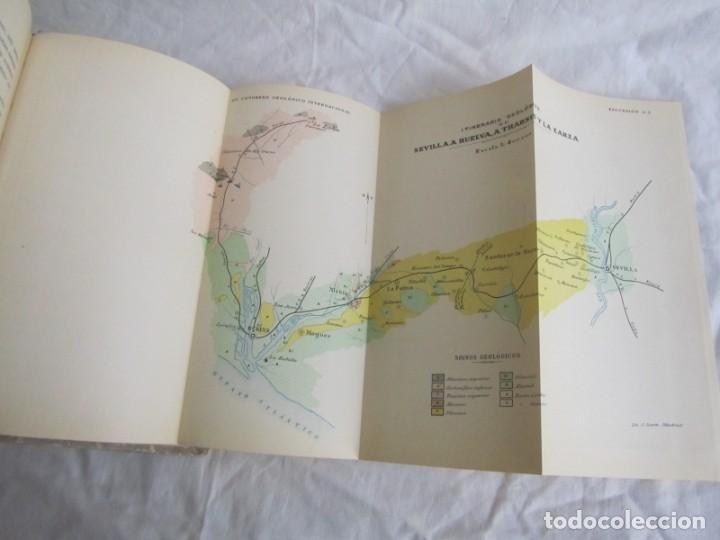 Libros antiguos: The Metalliferous deposits of Linares and Huelva 1926 XIV International Geological Congress, Calleja - Foto 11 - 243849085