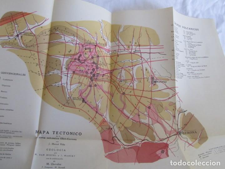 Libros antiguos: Cataluña, Excursiones del XIV Congreso Geológico Internacional 1926, Encuadernación Calleja - Foto 7 - 243849505