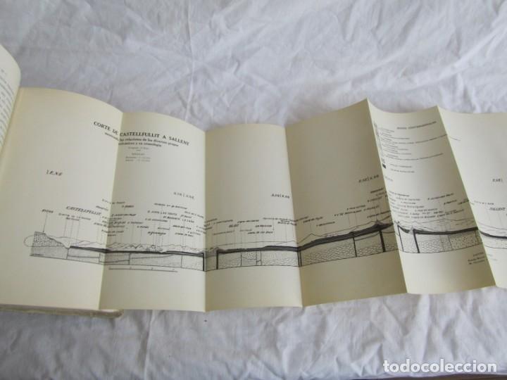 Libros antiguos: Cataluña, Excursiones del XIV Congreso Geológico Internacional 1926, Encuadernación Calleja - Foto 8 - 243849505