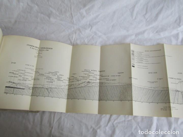 Libros antiguos: Cataluña, Excursiones del XIV Congreso Geológico Internacional 1926, Encuadernación Calleja - Foto 9 - 243849505