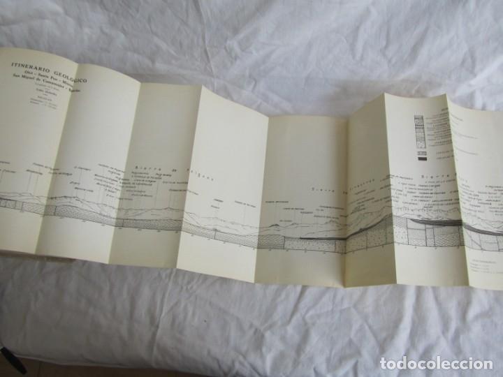 Libros antiguos: Cataluña, Excursiones del XIV Congreso Geológico Internacional 1926, Encuadernación Calleja - Foto 10 - 243849505