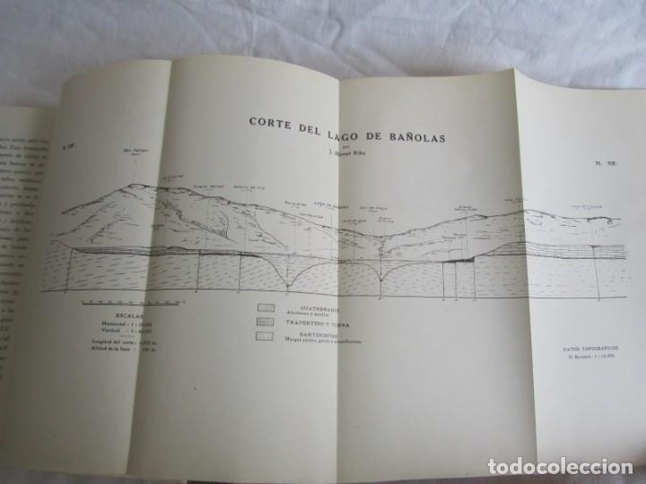 Libros antiguos: Cataluña, Excursiones del XIV Congreso Geológico Internacional 1926, Encuadernación Calleja - Foto 11 - 243849505