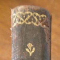 Libros antiguos: ELEMENTOS- MATEMATICAS PURAS Y MIXTAS - DON ALBERTO LUSTA - SEGUNDA EDICION 1823/24/25. Lote 245230710