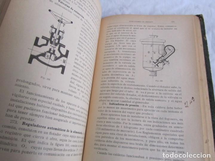 Libros antiguos: Calor, su estudio y aplicaciones industriales, José Mestres Gómez, 1905 - Foto 12 - 245454450