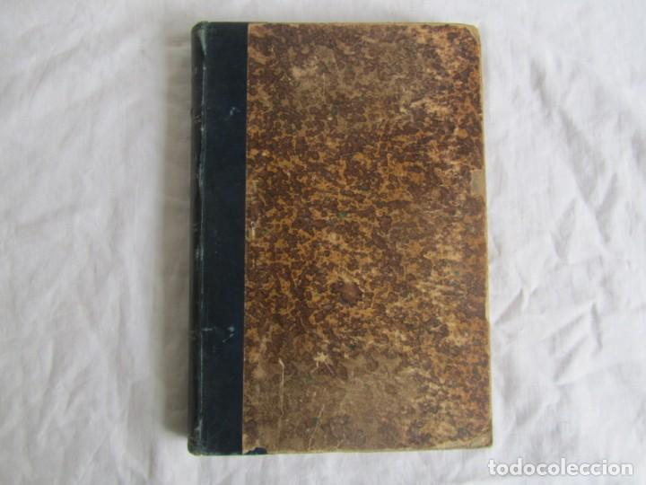 Libros antiguos: Lecciones de Geometría Descriptica, R. Aparici, 1903 - Foto 2 - 245454730
