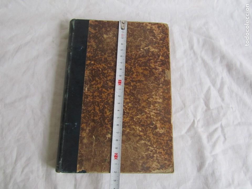 Libros antiguos: Lecciones de Geometría Descriptica, R. Aparici, 1903 - Foto 5 - 245454730