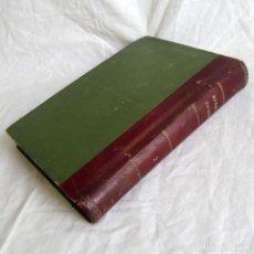 Libros antiguos: CÁLCULO INTEGRAL Y MECÁNICA RACIONAL, 1908, TOMO 2, CARLOS MATAIX. Lote 246314500