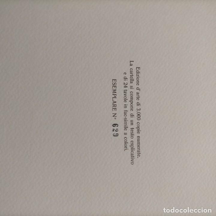 Libros antiguos: ERBOLARIO BERGOMENSE 1441 A. D. (Magister Antonius Guarnerinus de Padua (Antonio Guarnerio) - Foto 4 - 246922680