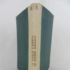 Libros antiguos: LA ENERGÍA ELÉCTRICA - REVISTA GENERAL DE ELECTRICIDAD Y SUS APLICACIONES - MADRID 1916. Lote 248271530