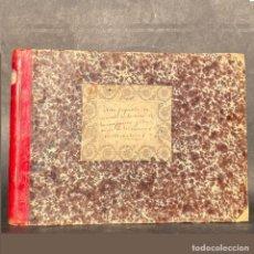 Libros antiguos: 1880 - ESTUDIO DE LAS CANTIDADES IMAGINARIAS - MATEMÁTICAS - SIMON ARCHILLA Y ESPEJO. Lote 251391660