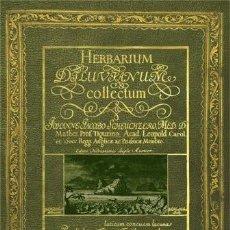 Libros antiguos: HERBARIUM DILUVIANUM COLLECTUM, DE JOHANNE JACOBO SCHEUCHZERO. BOTÁNICA HERBARIO PLANTAS SCHEUCHZER. Lote 252219545