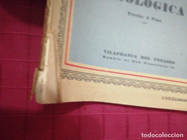 Libros antiguos: SEPSA - APARATOS DE QUÍMICA ENOLÓGICA - VILAFRANCA DEL PENEDÉS, CATÁLOGO ILUSTRADO, LEER DESCRIPCIÓN - Foto 3 - 253353095