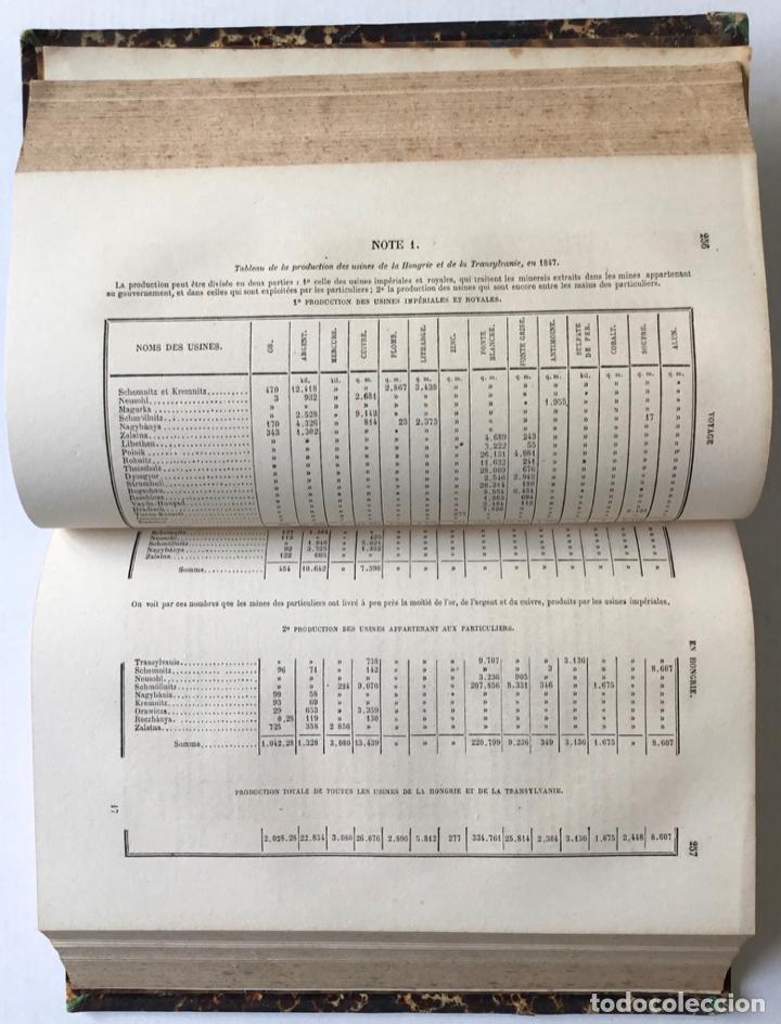 Libros antiguos: PRINCIPES GÉNÉRAUX DU TRAITEMENT DES MINERAIS MÉTALLIQUES. TRAITÉ DE MÉTALLURGIE THÉORIQUE ET PRATI - Foto 14 - 123238100