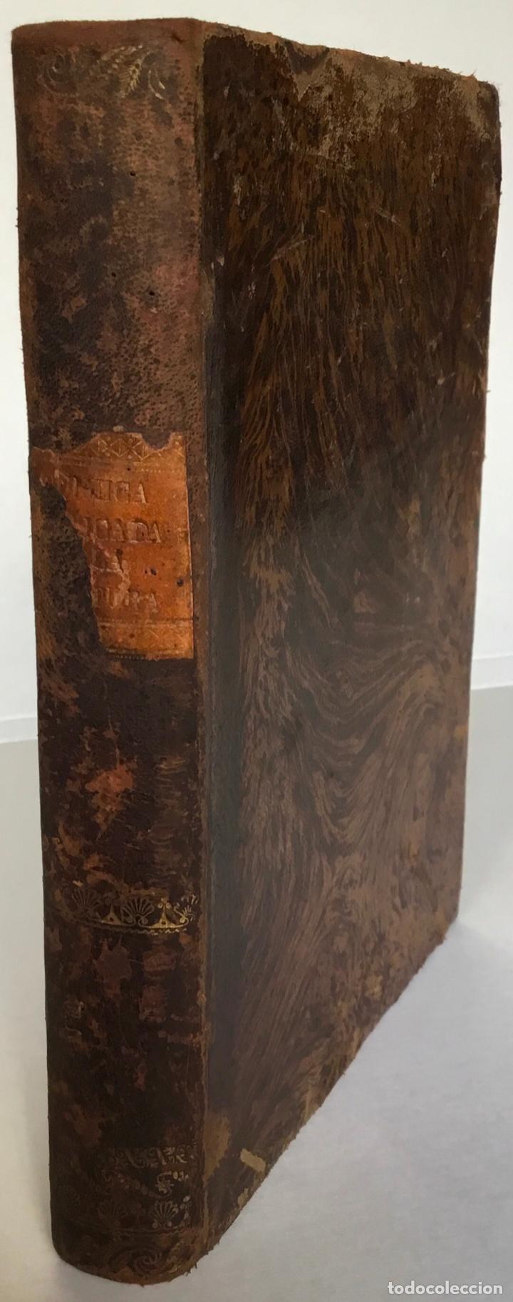 Libros antiguos: QUIMICA APLICADA A LA TINTURA Y BLANQUEO DE LA LANA, SEDA, LINO, CÁÑAMO Y ALGODON, Y AL ARTE DE IMPR - Foto 2 - 123260060