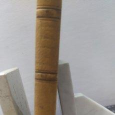 Libros antiguos: TABLES DES INGÉNIEURS GIRARD 1841. Lote 255984925