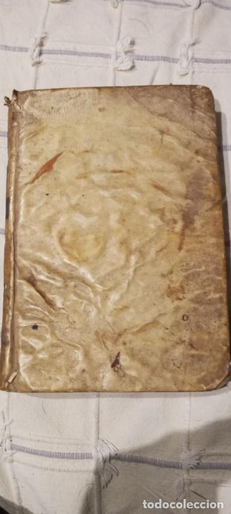 Libros antiguos: Lecciones ligeras de chimica química don Valentín Foronda. 1 edición pergamino siglo xviii - Foto 2 - 256061840