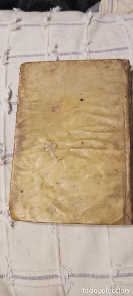 Libros antiguos: Lecciones ligeras de chimica química don Valentín Foronda. 1 edición pergamino siglo xviii - Foto 4 - 256061840