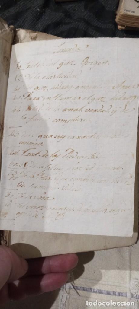 Libros antiguos: Lecciones ligeras de chimica química don Valentín Foronda. 1 edición pergamino siglo xviii - Foto 5 - 256061840