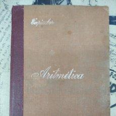 Libros antiguos: ARITMÉTICA. Lote 257292685