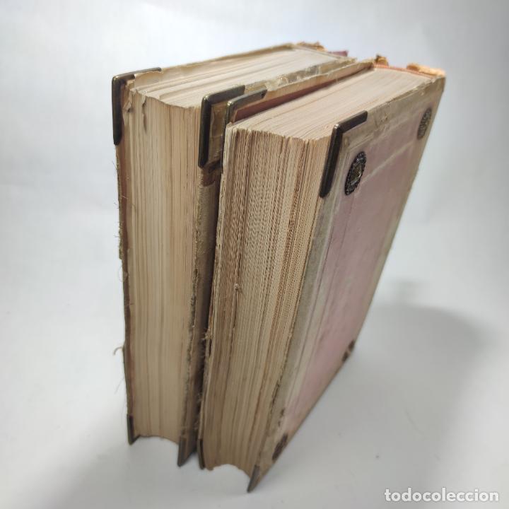 Libros antiguos: Preciosa obra La vida de las flores. Alfonso Karr y Taxile Delord. 2 tomos.Cientos litografías.1878 - Foto 36 - 257603235