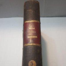 Libros antiguos: LIBRO LECCIONES ALGEBRA ELEMENTAL Y SUPERIOR CIENCIAS EXACTAS BRIOT 1880. Lote 257926800