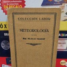 Libros antiguos: METEOROLOGIA......PROF. WILHELM TRABERT....1926.... Lote 258003865