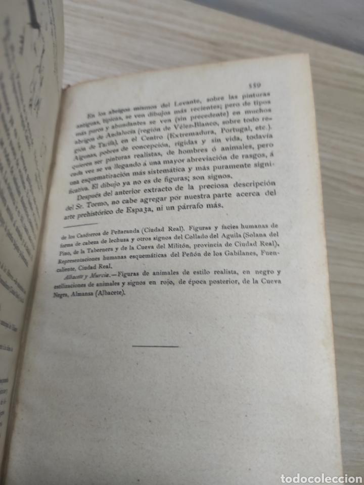Libros antiguos: Geología P. Fábrega. 1926 - Foto 4 - 259221470