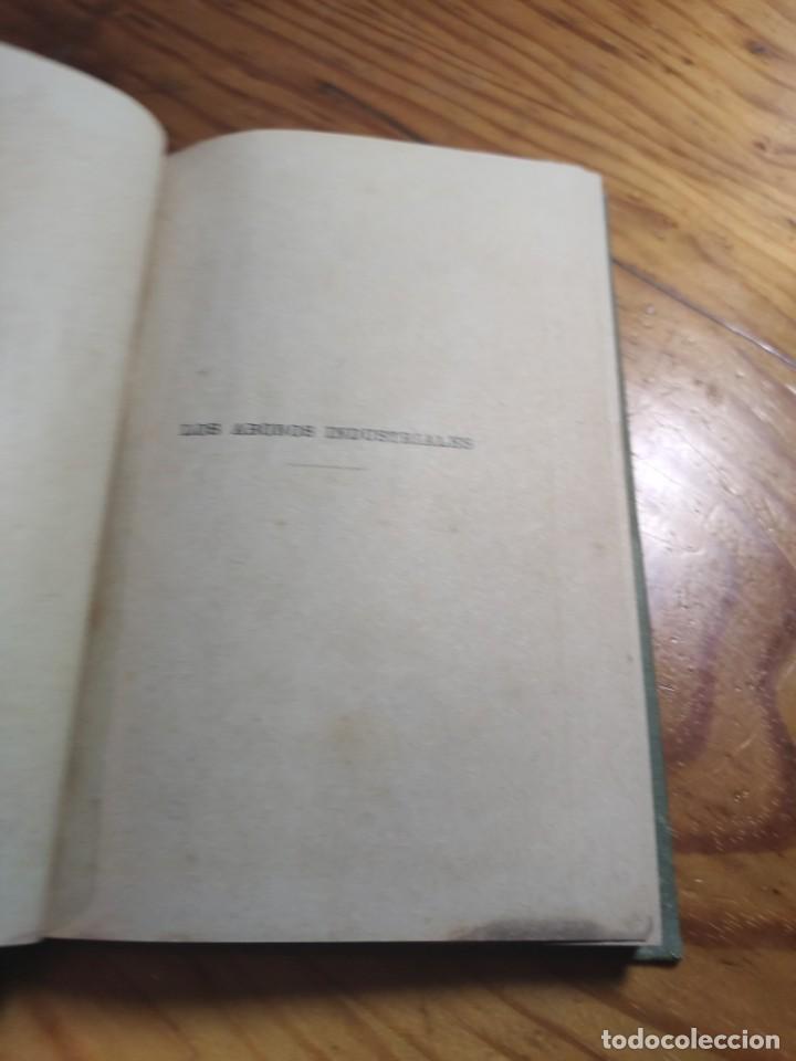 Libros antiguos: ABONOS INDUSTRIALES - MANUALES GALLACH (SOLER) Nº 20 - DR ANTONIO MAYLIN - Foto 3 - 261305515