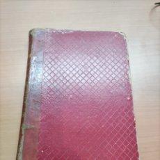 Libros antiguos: TRATADO DE MATEMÁTICAS.. Lote 262070170