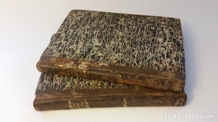Libros antiguos: 1827 - HERPIN - Recreaciones químicas, ó Colección de esperiencias curiosas e instructivas. 2 tomos - Foto 2 - 262459380