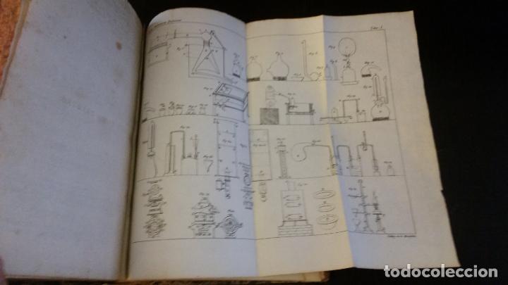 Libros antiguos: 1827 - HERPIN - Recreaciones químicas, ó Colección de esperiencias curiosas e instructivas. 2 tomos - Foto 8 - 262459380