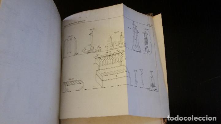 Libros antiguos: 1827 - HERPIN - Recreaciones químicas, ó Colección de esperiencias curiosas e instructivas. 2 tomos - Foto 9 - 262459380