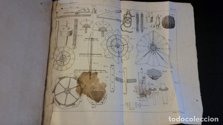 Libros antiguos: 1827 - HERPIN - Recreaciones químicas, ó Colección de esperiencias curiosas e instructivas. 2 tomos - Foto 14 - 262459380