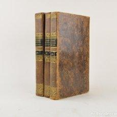 Libros antiguos: HISTORIA NATURAL DEL JÉNERO HUMANO, 1835, ANTONIO BERGUES DE LAS CASAS, 3 TOMOS, BARCELONA.. Lote 262880250
