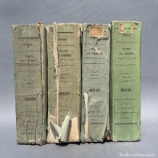 Libros antiguos: 1818 - TRATADO DE QUIMICA APLICADO A LAS BELLAS ARTES - DUMAS. Lote 263009545