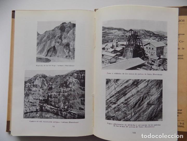 Libros antiguos: LIBRERIA GHOTICA. R. BRAUNS. MINERALOGIA. EDITORIAL LABOR 1935. MUY ILUSTRADO. - Foto 2 - 263032245