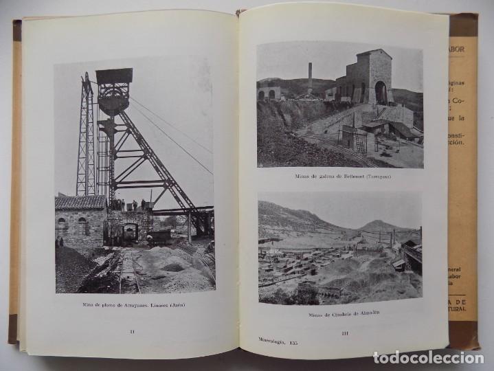 Libros antiguos: LIBRERIA GHOTICA. R. BRAUNS. MINERALOGIA. EDITORIAL LABOR 1935. MUY ILUSTRADO. - Foto 3 - 263032245