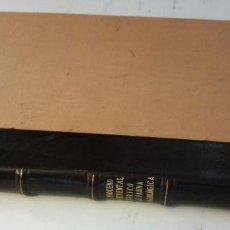 Libros antiguos: 1922 - ROYO GÓMEZ - EL MIOCENO CONTINENTAL IBÉRICO Y SU FAUNA MALACOLÓGICA. Lote 263166640