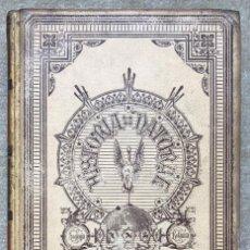 Libros antiguos: HISTORIA NATURAL - TOMO CUARTO (ZOOLOGÍA - III) - DOCTOR C. CLAUS - MONTANER Y SIMÓN, 1891. Lote 263172180