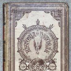 Libros antiguos: HISTORIA NATURAL - TOMO SEXTO (ZOOLOGIA - V) - DOCTOR C. CLAUS - MONTANER Y SIMÓN, 1892. Lote 263175045
