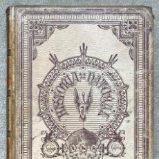 Livros antigos: HISTORIA NATURAL - TOMO DECIMOTERCIO (GEOLOGÍA - III) - ARCHIBALDO GEIKIE - MONTANER Y SIMÓN, 1895. Lote 263179865